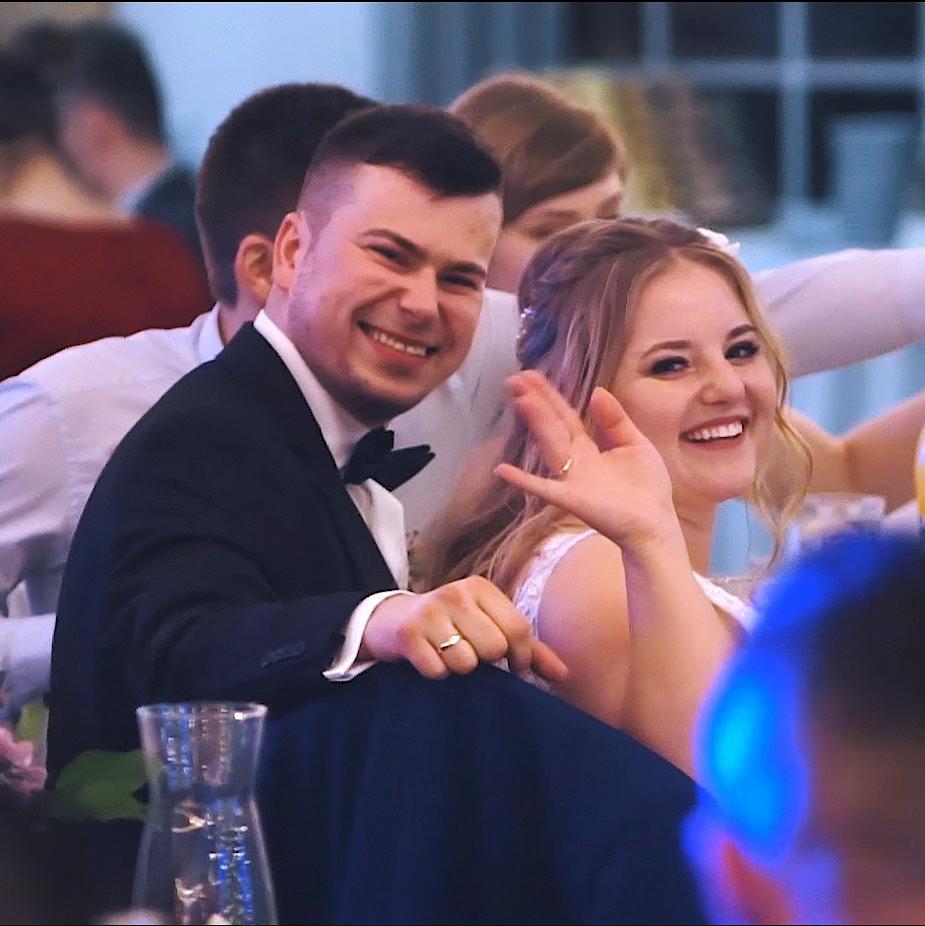 Agata iSebastian - ślub